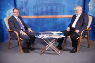 Валерий Мищенко впрограмме «Бизнес-Диалог Медиа»: «Малоэтажное Подмосковье— уже тренд завтрашего дня»