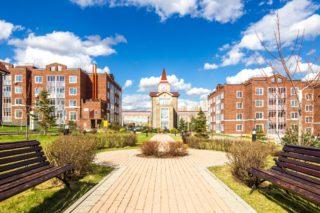 KASKAD Family ввело вэксплуатацию малоэтажный дом № 29 вЖК «Домодедово Таун»