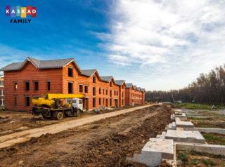 KASKAD Family сообщает овозобновлении строительных работ